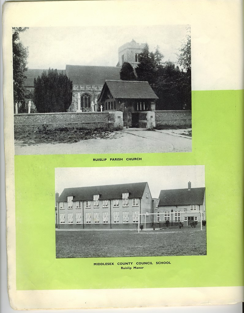 Manor Homes 1930's sales brochure