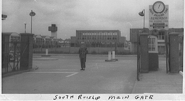 3rd Air Force South Ruislip