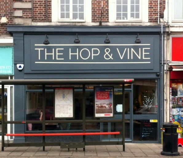 Hop and Vine Ruislip