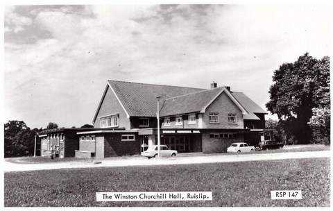 Winston Churchill Hall Ruislip