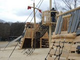 Pirate Ship Ruislip Lido