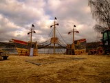 Pirate Ship at Ruislip Lido