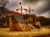 The Pirate Ship at Ruislip Lido